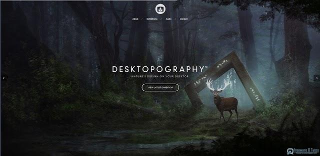 Desktopography : de sublimes fonds d'écran pour votre ordinateur !