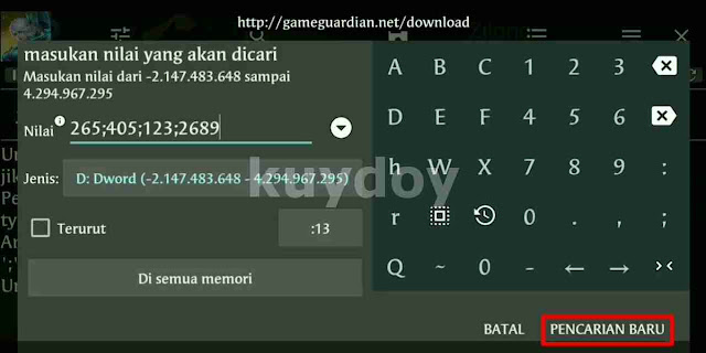 Cara Menambah Damage Hero Mobile Legends 1 Hit Mati