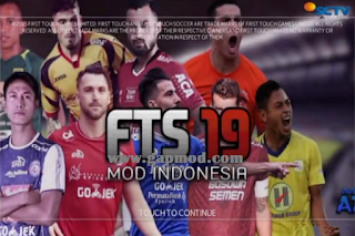 FTS 19 Mod League Indonesia by Aaf Azril