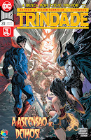 DC Renascimento: Trindade #20