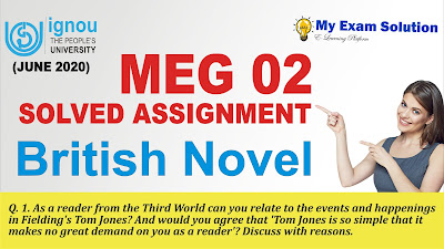ignou assignment, ignou solved assignment, assignment, ignou meg 03,