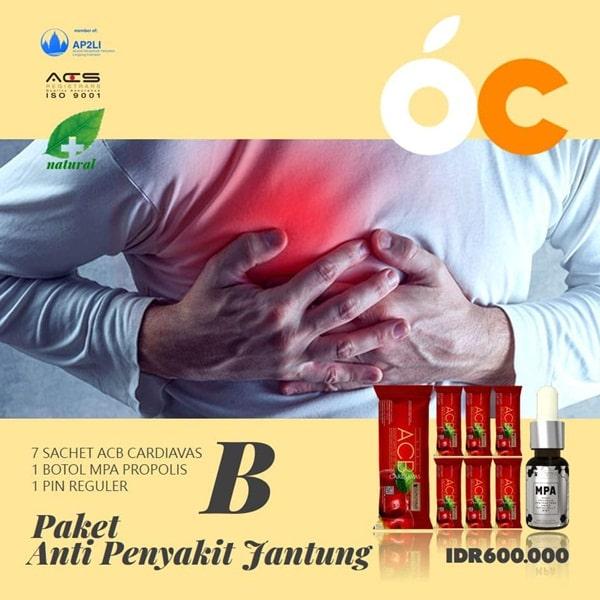 paket anti penyakit jantung ourcitrus