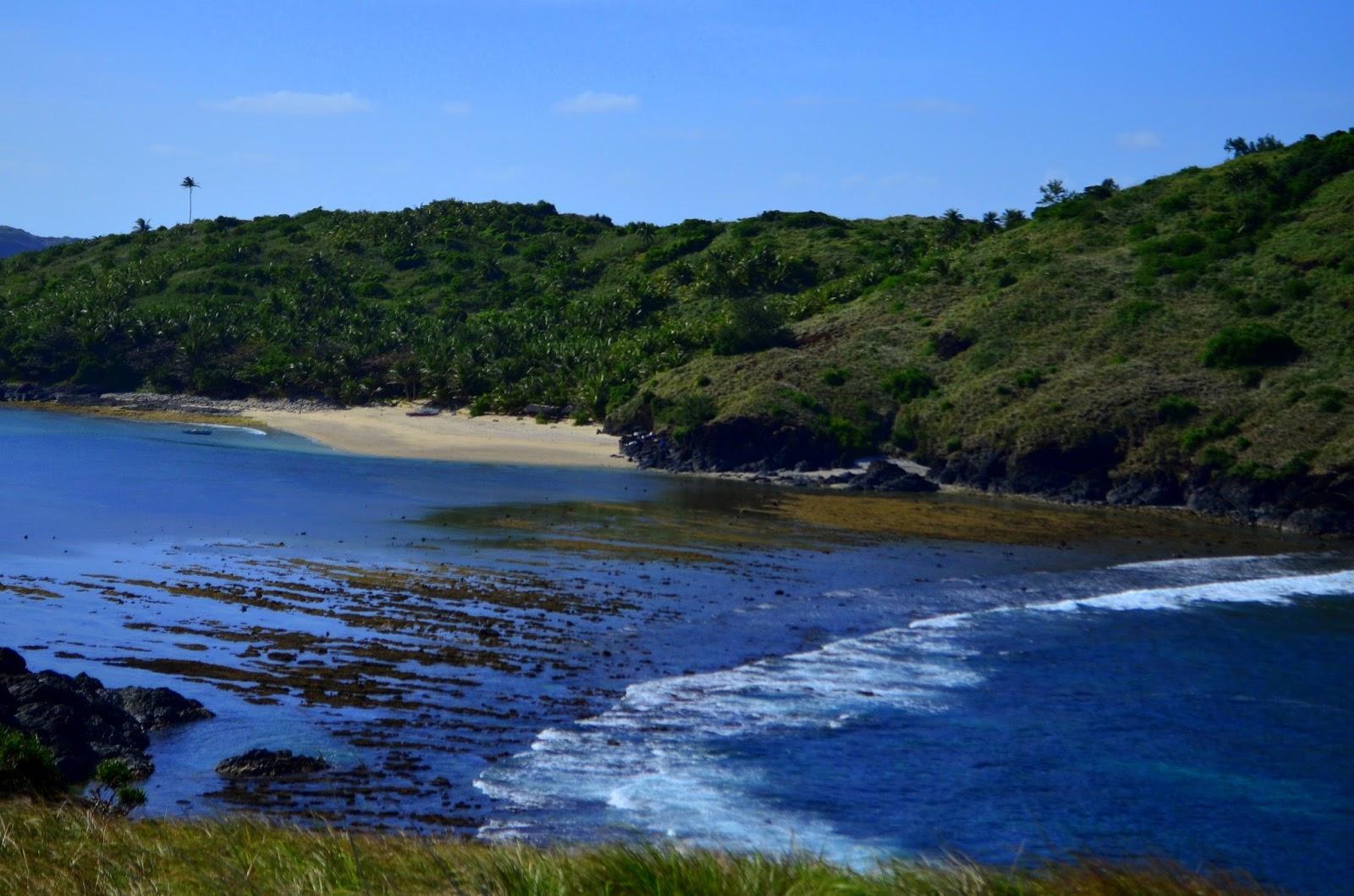 Pinagtapakan Island, Calaguas, Camarines Norte peak view