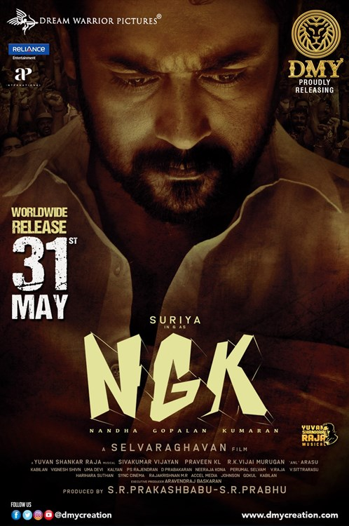 Review Filem NGK