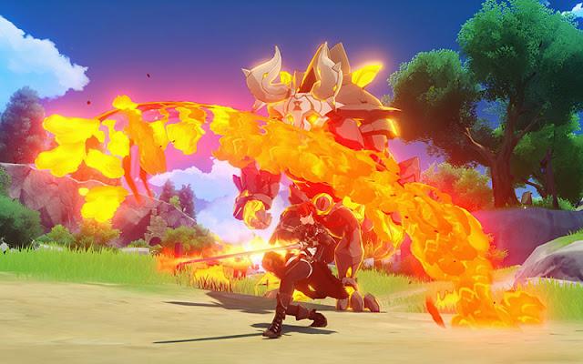6 Karakter Terbaik di Genshin Impact yang Punya Damage Paling Sakit