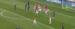كم مرة تكررت نتيجة 4-2 فى المباراة النهائية لكأس العالم؟