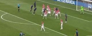 كم مرة تكررت نتيجة 4-2 خلال المباراة النهائية لكأس العالم؟
