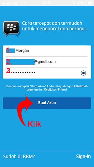 Cara Mendaftar Bbm Download Aplikasi Bbm