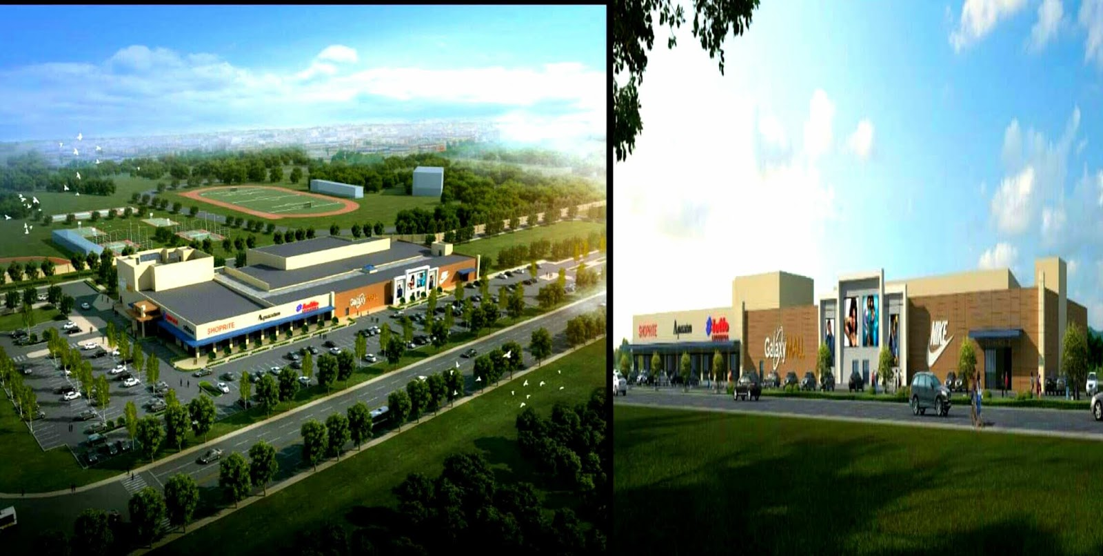 Kaduna State Government unveils Building Plan for World Class Galaxy Mall  in City Center - MadeIn Krockcity