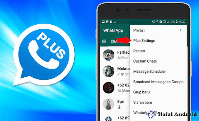 √ WhatsApp Plus Terbaru v8.50 APK (Updated 2021)