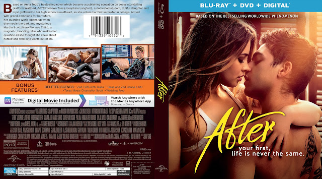 After Bluray Bluray Cover