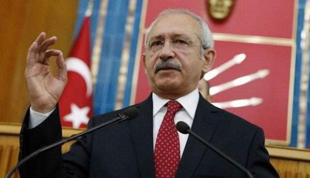 Κιλιτσντάρογλου: Πρόσχημα ο Μπράνσον για την αποτυχημένη πολιτική Ερντογάν