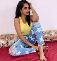 Himaja Latest Stills HeyAndhra.com