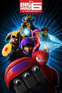 Cei 6 super eroi (2014) online dublat in romana