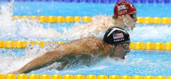 Quiz on Tokyo Olympics Swimming