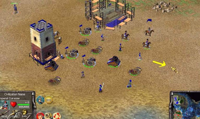 Empire Earth Gold Edition PC [Full] Español [MEGA]