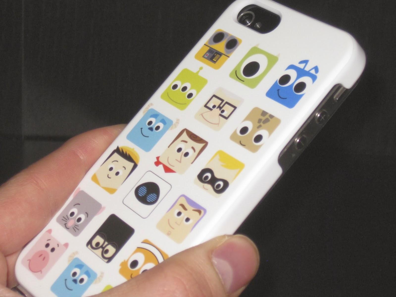 new concept 57eb1 0658a Dan the Pixar Fan: Pixar Collection: iPhone Case