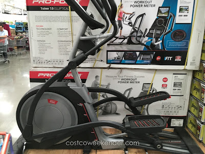 ProForm Trainer 7.0 Elliptical - Enhance your workout with the right equipment