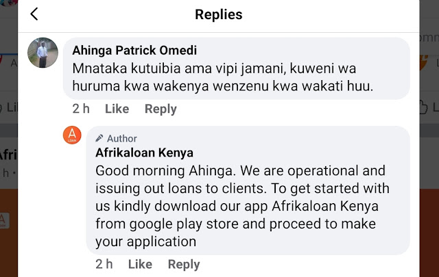Afrikaloan Kenya