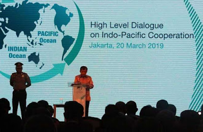 High-Level Dialogue on Indo-Pacific Cooperation