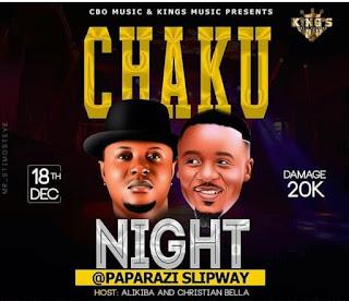 Download Audio | Alikiba Ft  Christian  Bella  - Chaku  Mp3