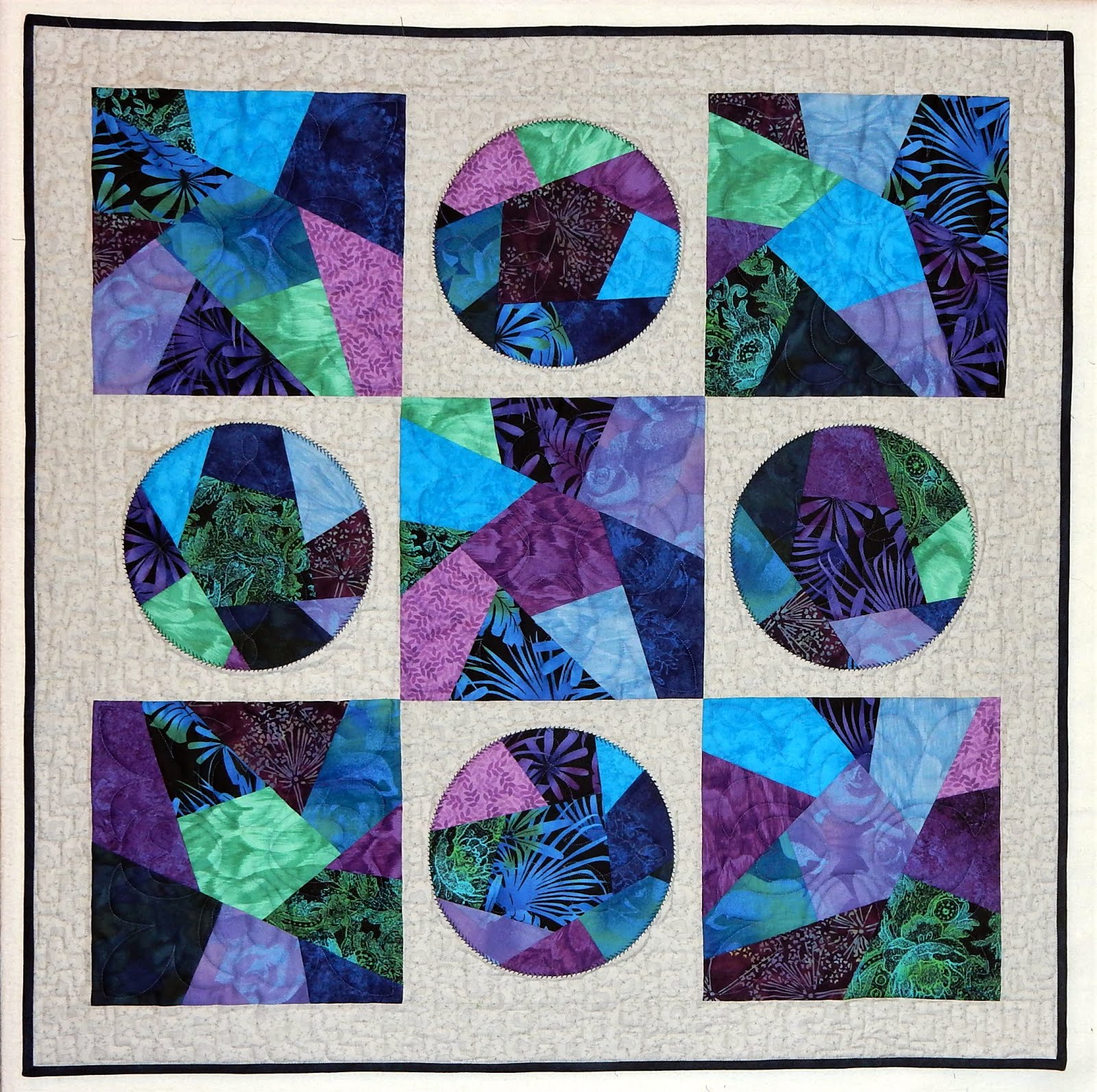 AccuQuilt Blog Post - Crazy Quilt Spotlights!