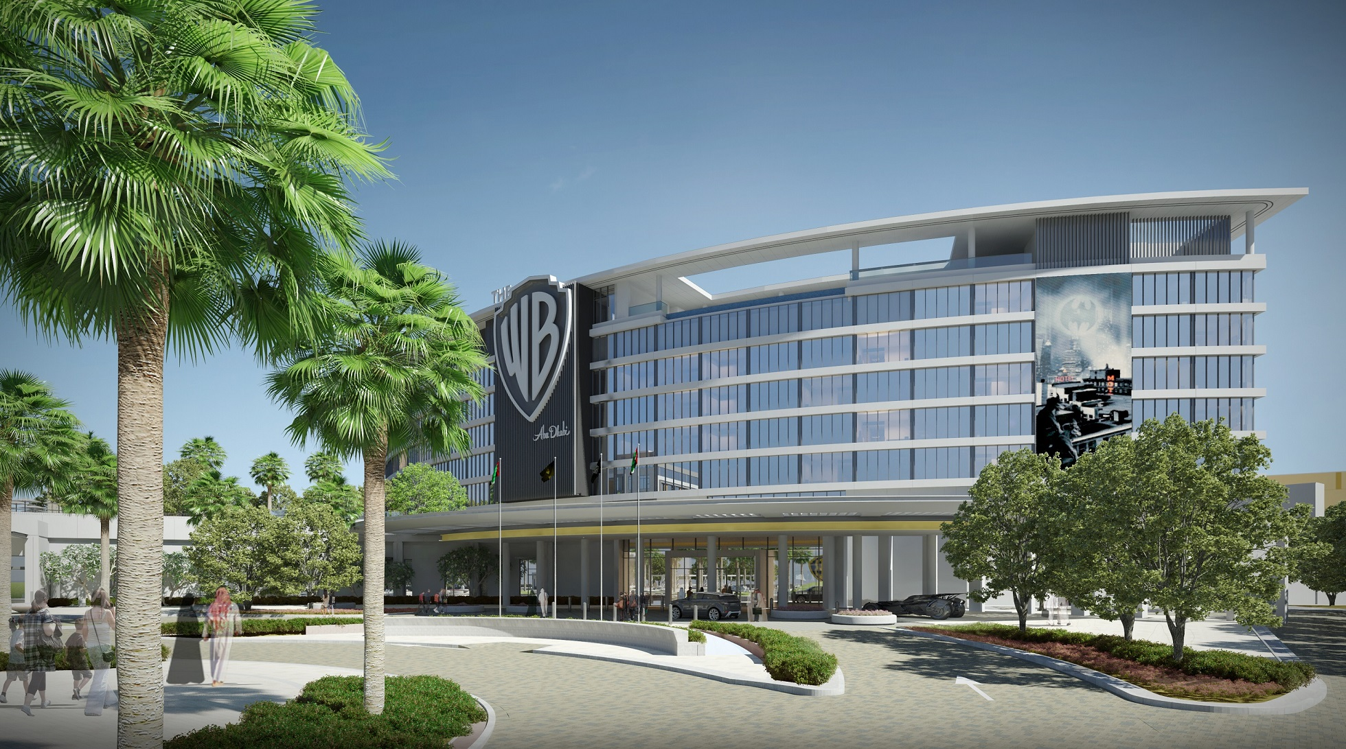$112  million Warner Bros. themed hotel to be ready in Yas Island in 2021