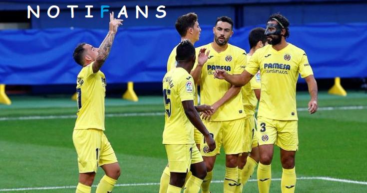 Qarabag 1 - 3 Villarreal - Europa League 2020/21 - Grupo I - Todos los Goles