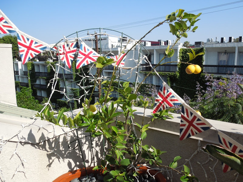 Jubilee bunting West Hollywood