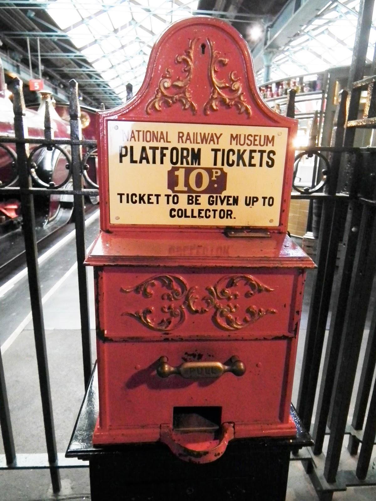 Yorkshire National Rail Museum