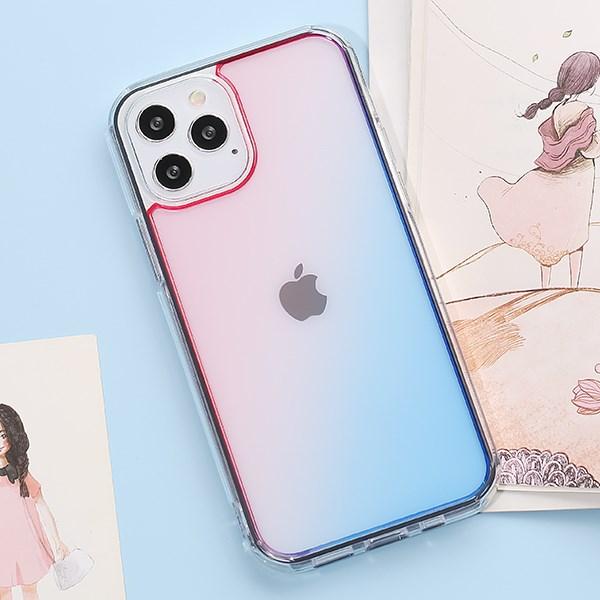 Ốp lưng iPhone 12/12 Pro Nhựa cứng viền dẻo