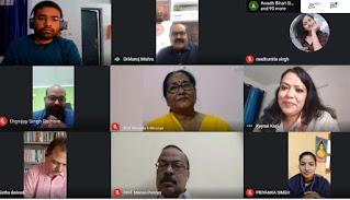 लोक साहित्य संरक्षण में अनुवाद की बड़ी भूमिकाः कुलपति  | #NayaSaberaNetwork