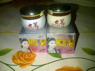 Cream Yu Chun Mei Cordyceps