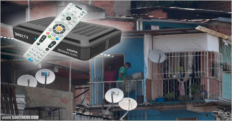 ONG quiere que DirecTV sea libre y gratis para todos los venezolanos - Estás de acuerdo?