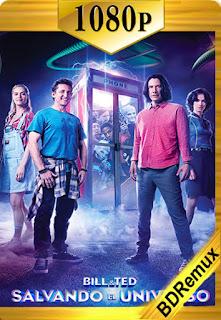 Bill y Ted salvando el universo (2020) [1080p BD REMUX] [Latino-Inglés] [LaPipiotaHD]