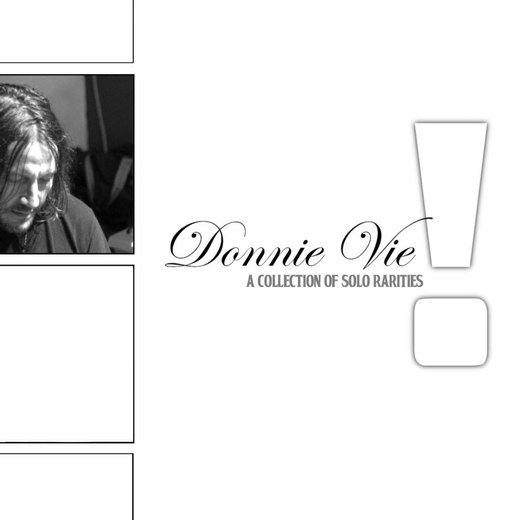 DONNIE VIE - ! A Collection of Solo Rarities (2016) full