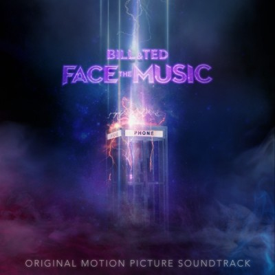 Bill & Ted Face The Music (Original Motion Picture Soundtrack) (2020) - Album Download, Itunes Cover, Official Cover, Album CD Cover Art, Tracklist, 320KBPS, Zip album