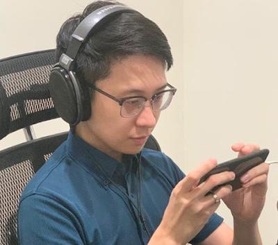 Biodata EJ Gaming AKA Erwing Jingga