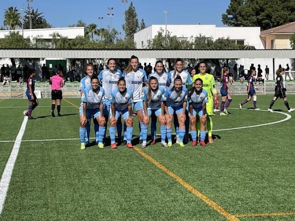 El Málaga CF Femenino desciende a Primera Nacional