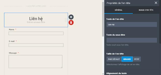 Hướng dẫn dùng biểu mẫu Jotform chi tiết cho người mới