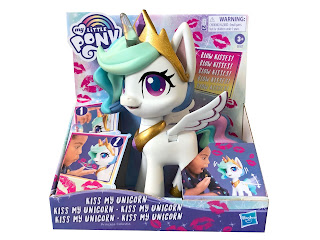 My Little Pony Kiss my Unicorn Princess Celestia