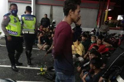 Meresahkan Warga, Puluhan Geng Motor di Majalengka Diamankan Polisi