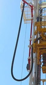 rotary hoses-rig acceptance