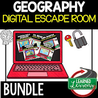 Mapping Skills Digital Escape Room MAPPING SKILLS VOCABULARY MAPPING THE EARTH LATITUDE AND LONGITUDE TYPES OF MAPS MAP PROJECTIONS Five Themes of Geography Digital Escape Room Five Themes of Geography Vocabulary Five Themes Pictures Activity Five Themes in Detail Activity Absolute Location Activity Five Themes Chart United States Digital Escape Room United States Geography Vocabulary Key Location in the United States Activity  Mapping the Physical Geography of the United States Key Facts about the United States Timeline of the United States Latin America Digital Escape Room Latin American Geography Vocabulary Mapping Latin Key Facts About Lain America Activity  Key Facts about Latin America Activity  Timeline of Latin American History Activity Physical Geography of Latin America Europe Digital Escape Room European Geography Vocabulary Activity  Mapping Europe Activity Physical Geography of Europe Activity Key Facts About Europe Activity Timeline of European History Activity Russia Digital Escape Room RUSSIAN Geography Vocabulary Activity  Mapping Russia Activity Physical Geography of Russia Activity Key Facts About Russia Activity Timeline of Russian History Activity Middle East Escape Room Middle East Geography Vocabulary Activity  Mapping the Middle East Activity Physical Geography of the Middle East Activity Key Facts About the Middle East Activity Timeline of Middle Eastern History Activity Sub-Saharan Africa Digital Escape Room Sub-Saharan Africa Geography Vocabulary Activity  Mapping Sub-Saharan Africa Activity Physical Geography of Sub-Saharan Africa Activity Key Facts About Sub-Saharan Africa Activity Timeline of African History Activity East Asia Digital Escape Room East Asia Geography Vocabulary All About East Asia Activity Mapping East Asia Activity  Physical Geography of East Asia Activity Timeline of East Asia Activity  South Asia Digital Escape Room South Asia Geography Vocabulary All About South Asia Activity Mapping South Asia Activity  Physical Geography of South Asia Activity Timeline of South Asia Activity  Southeast Asia Digital Escape Room Southeast Asia Geography Vocabulary All About Southeast Asia Activity Mapping Southeast Asia Activity  Physical Geography of Southeast Asia Activity Timeline of Southeast Asia Activity  Australia Digital Escape Room Australian Geography Vocabulary Activity  Mapping Australia Activity Physical Geography of Australia Activity Key Facts About Australia Activity Timeline of Australian History Activity Includes Instructions for the Teacher and Students  Teacher Instructions for ways to use this resource.  Teacher Instructions with links and instructions for how to set up this resource.  Student instruction page with detailed instructions.  Student grading sheet for recording CODES and points assigned by teacher.  Video Link showing how to use this product.
