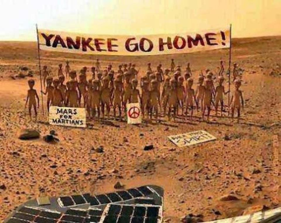 real pics of mars from rover - photo #39