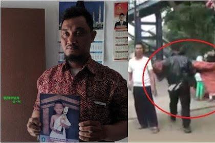 Kronologi Seorang Ayah Bawa Pulang Jenazah Anaknya dengan Jalan Kaki, Dinkes Tangerang Minta Maaf