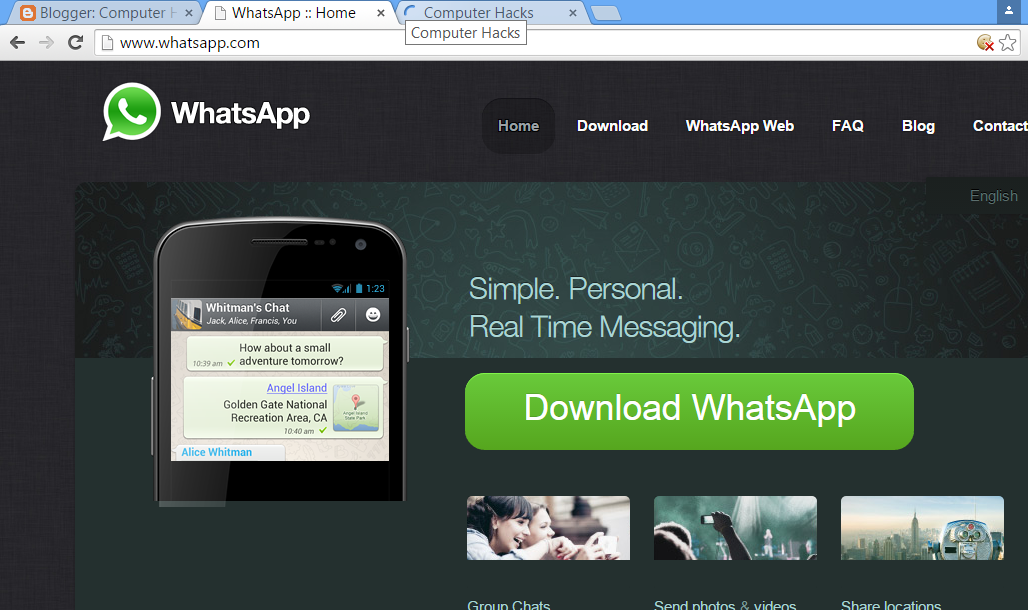 Whatsapp download apk monk
