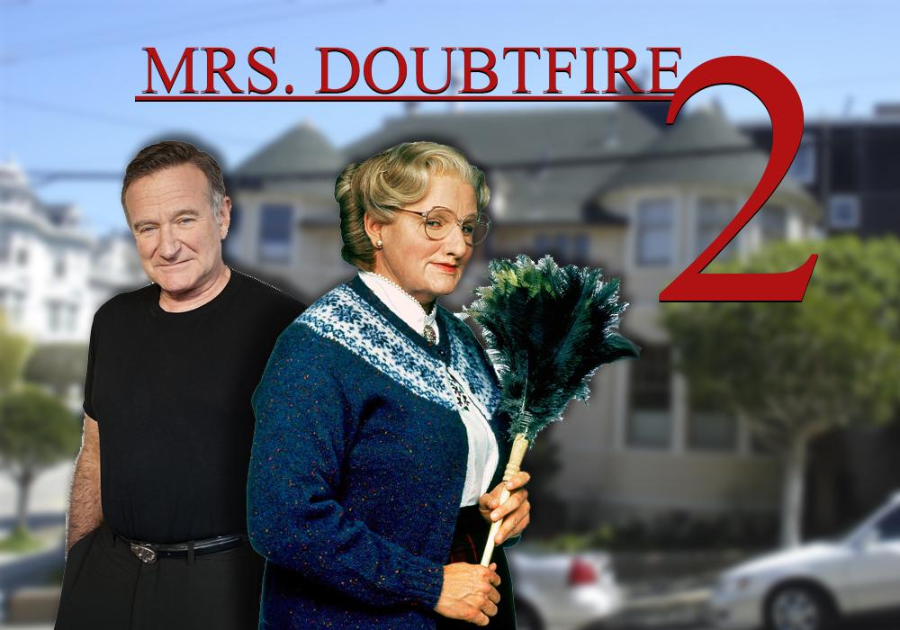 Mrs Doubtfire 2