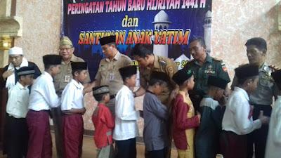 Kelompok Kerja Kepala Sekolah (K3S), Gelar Peringatan Tahun Baru Hijriyah dan Santunan Anak Yatim