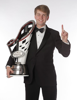 #NASCAR Xfinity Series Champion William Byron